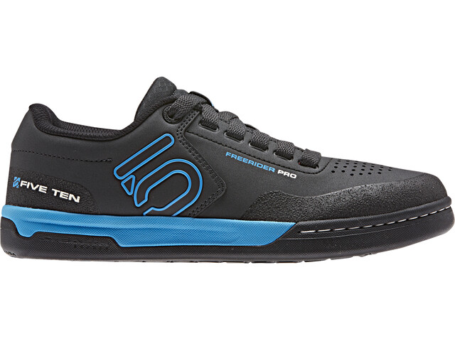 Five Ten Freerider Pro Shoes Women carbon/shock cyan/core black